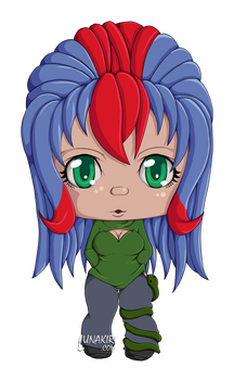And another chibi.