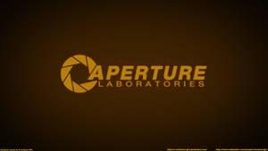 Aperture labs wallpaper 3
