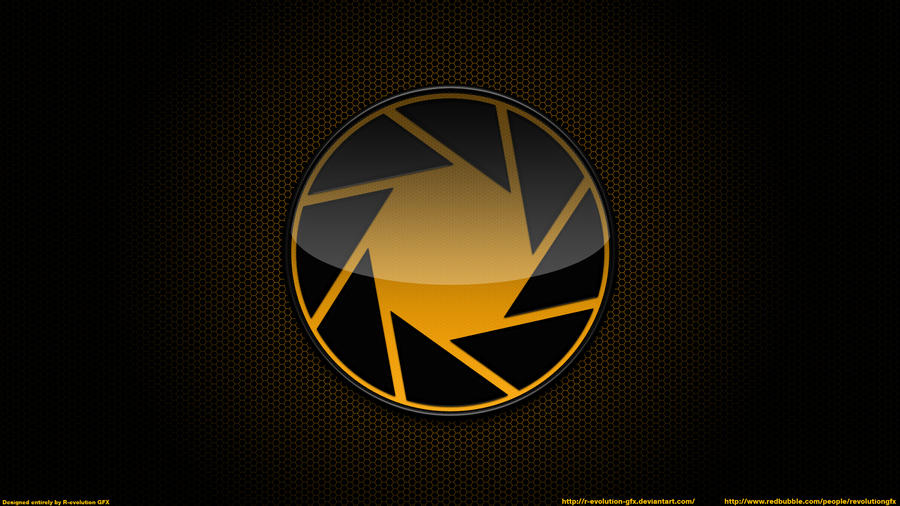 Aperture labs wallpaper 4 by R-evolution-GFX