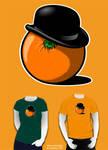 Alex DeOrange-Clockwork orange