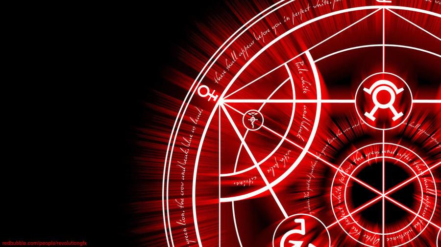 Fullmetal Alchemist Wallpaper By R Evolution GFX