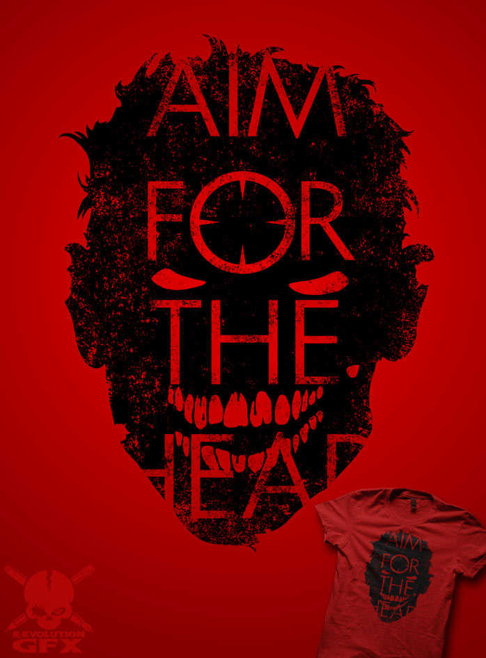 AIM FOR THE HEAD by R-evolution-GFX
