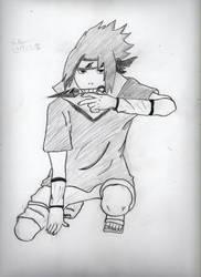 Sasuke Genin by szkoppany