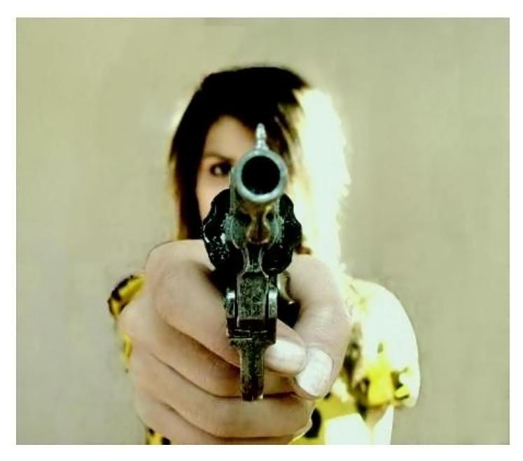 gun by ashleykband
