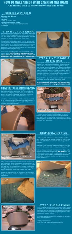 How to make armor by Maguma