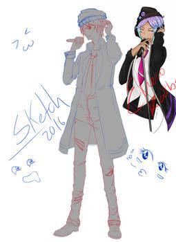 Katsu-sketch