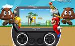 Mario PSP-Go