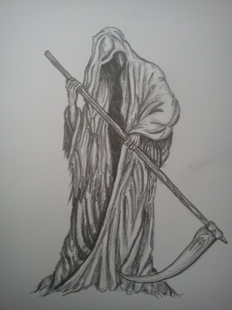 Death Tattoo By Kanberg On Deviantart