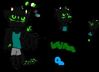 {REF} Whiplash by FluttershyAdorable