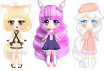 [AUCTION CLOSED] Adoptables