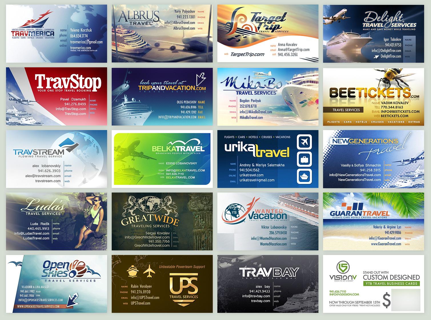 YTB Business Cards by v5design on DeviantArt