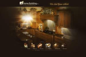 Al Home Building by v5design