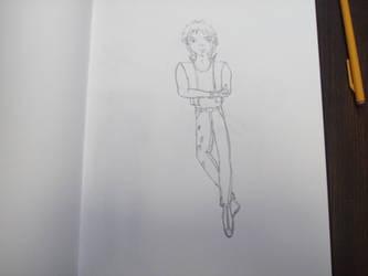 Steven Universe OC Nephrite Jade