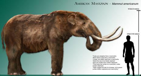 Updated mastodon