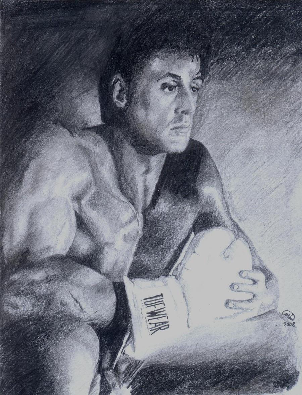 Rocky Balboa by Labancz on DeviantArt