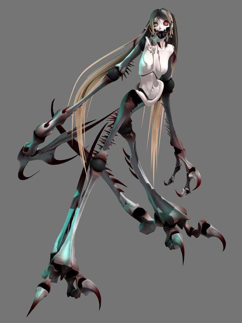 Calcium 2 (Vocaloid Model 2) by LoveAnimeAdn