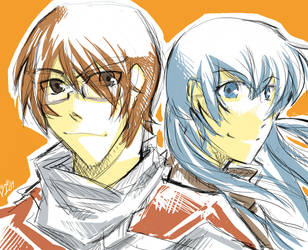 Sketch Request: Tozoku by dogosan