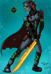 Destiny Character design