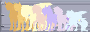 NextGen Mane 7 Heights