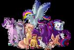Commission for robbieierubino (Multi-Characters)