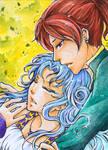 Aceo - Dante and Aurora