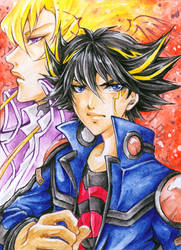 Aceo - Our Bonds by cross-works