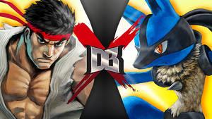 Ryu vs Lucario (2020)