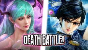 Morrigan vs Bayonetta (Capcom/Sega) V2