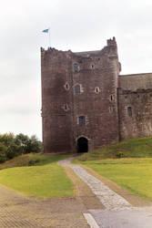 FREE STOCK Doune Castle Full 2