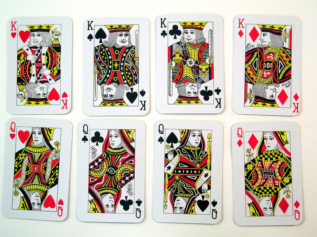FREE STOCK, Playing Cards 2 by mmp-stock
