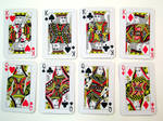 FREE STOCK, Playing Cards 2