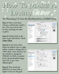 How To Make Things Glow