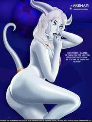 Warcraft babes: Ishanah