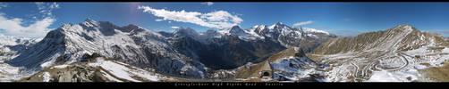 Grossglockner High Alpine Road by vttiste