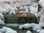 Snow in Karlova Studanka