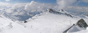 From the top of Kaprun