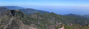 Madeira - Pico Ariero by vttiste