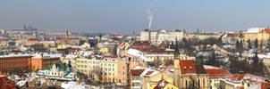 Prague Vysehrad by vttiste