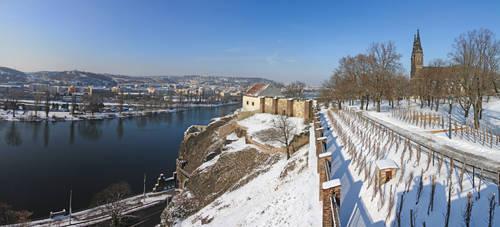 Prague Vysehrad II by vttiste