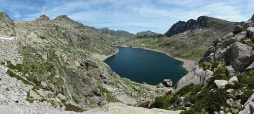 Lac du Basto by vttiste
