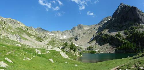 Lac de Trecolpas by vttiste