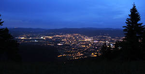 Liberec by night by vttiste