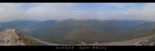 Scotland - Sgorr Dhearg