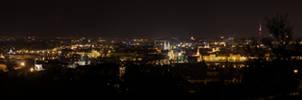 Prague by night II by vttiste