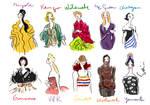 Fashion Figures Tribute