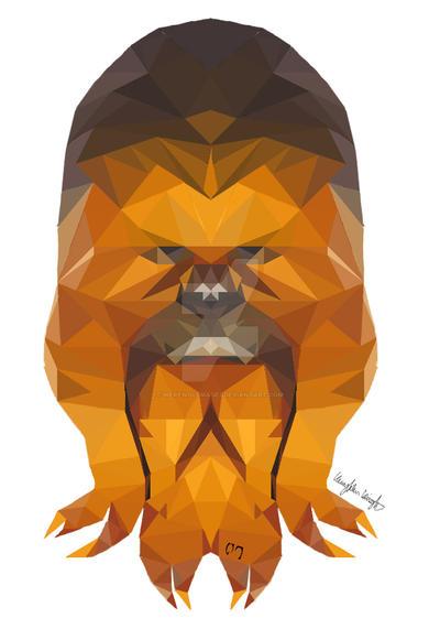 Chewie by werewolfmage2