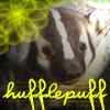 Hufflepuff by Hanishi