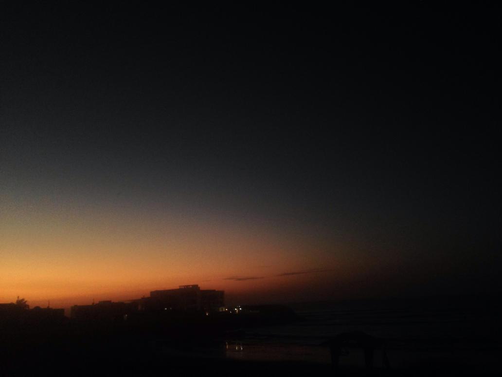 Spirits of the sunset by DeathfullKam
