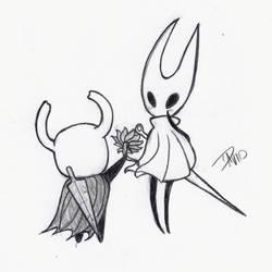 Hollow Knight Valentine