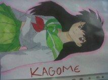 Kagome by TheMagicPanda12
